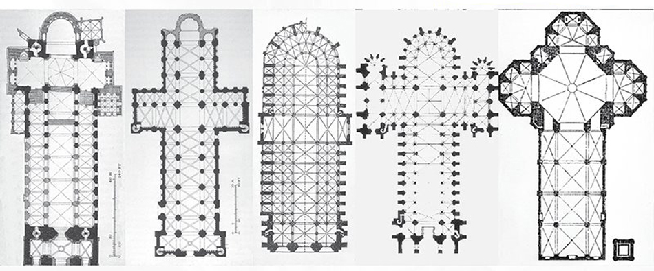 Cathedrals Structural Characteristics Gothic Architecture