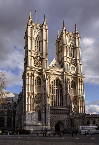 Westminster Abbey Gothic Architecture